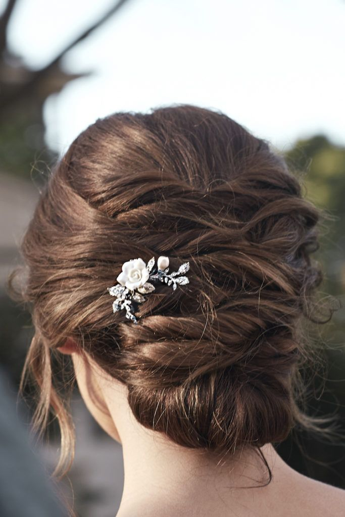 Amazing Floral hair accessories for holidays 2018 9