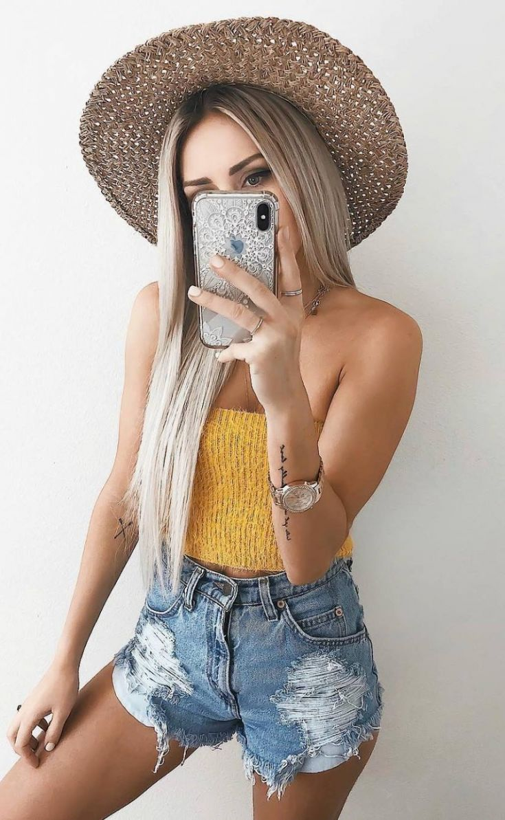 Amazing dressing styles for girls in summer 2018 21
