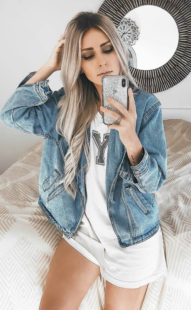 Amazing dressing styles for girls in summer 2018 9