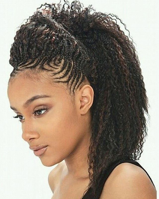 Cute pigtail hairstyle ideas for kids 2018 10
