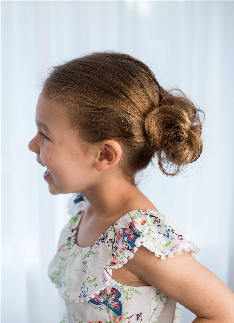 Cute pigtail hairstyle ideas for kids 2018 19