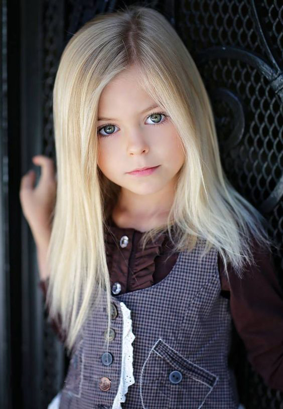 Cute pigtail hairstyle ideas for kids 2018 20
