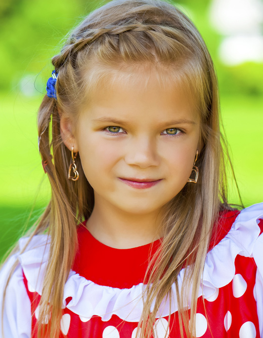 Cute pigtail hairstyle ideas for kids 2018 3