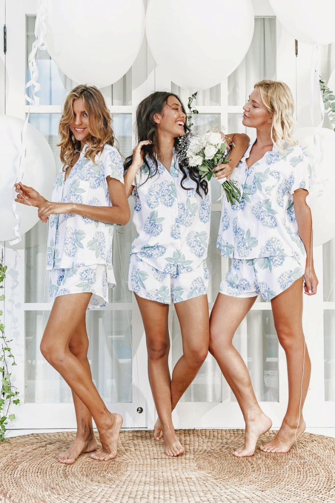 Floral pajamas for girls to flaunt this summer 2018 10