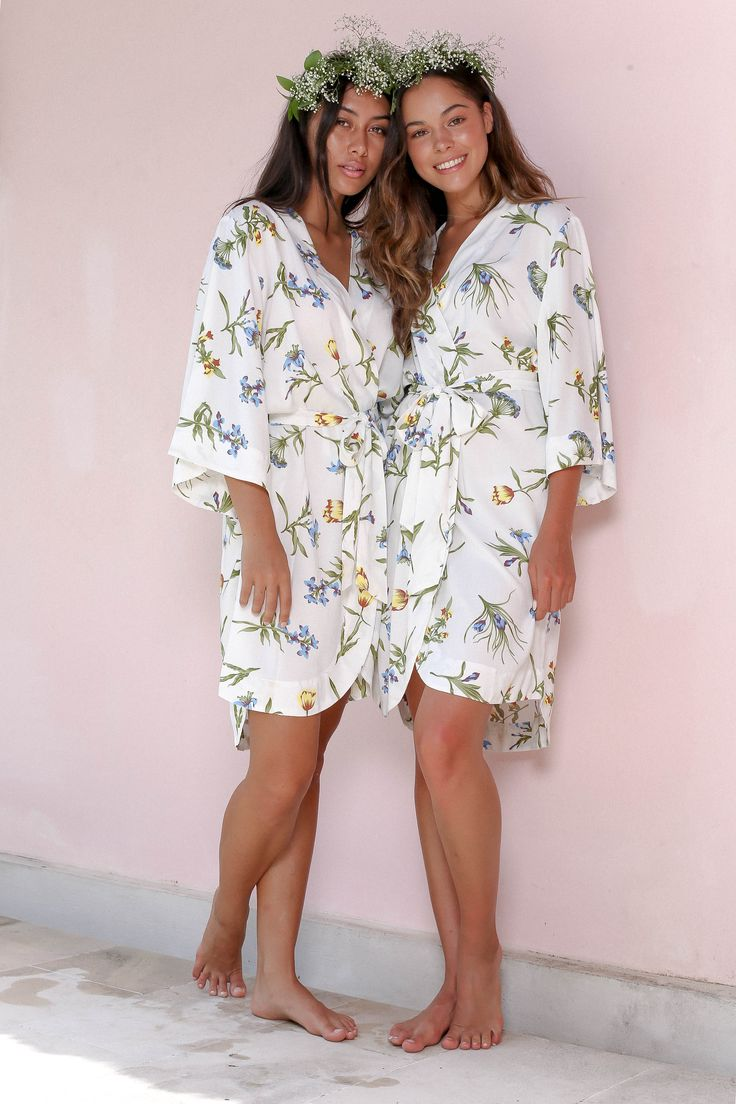 Floral pajamas for girls to flaunt this summer 2018 14