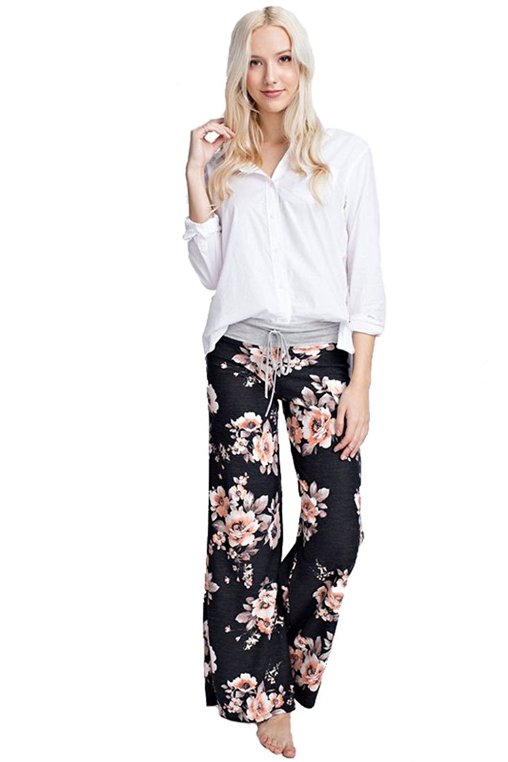 Floral pajamas for girls to flaunt this summer 2018 2