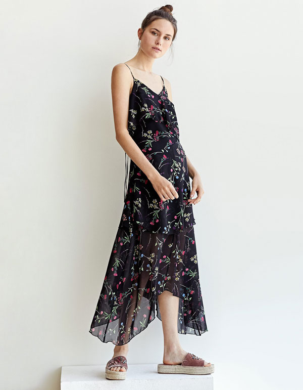 Floral pajamas for girls to flaunt this summer 2018 5