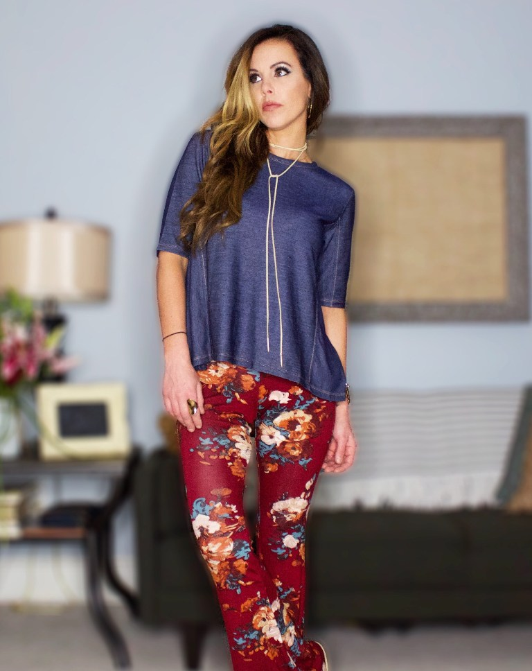 Floral pajamas for girls to flaunt this summer 2018 8