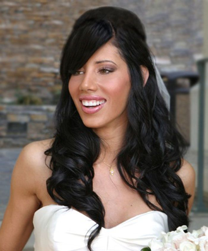 Gorgeous Half up Half down Hairstyles 2008 17