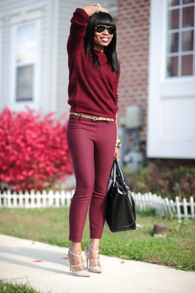 Lovely Fall Outfit for Women 2018 12