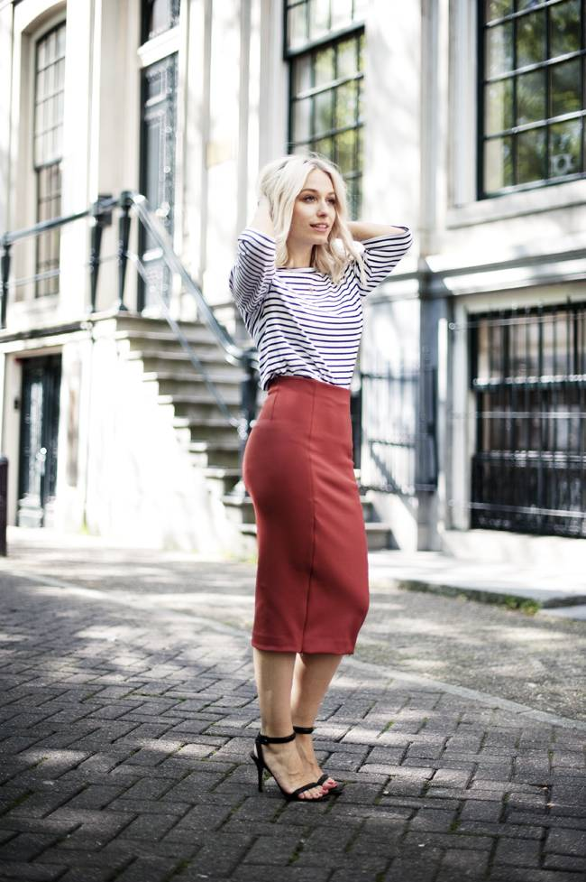 Lovely Fall Outfit for Women 2018 15