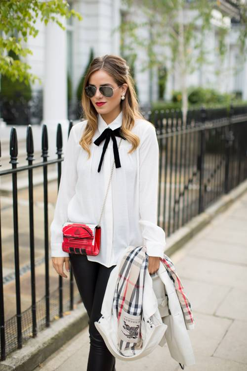 Lovely Fall Outfit for Women 2018 3