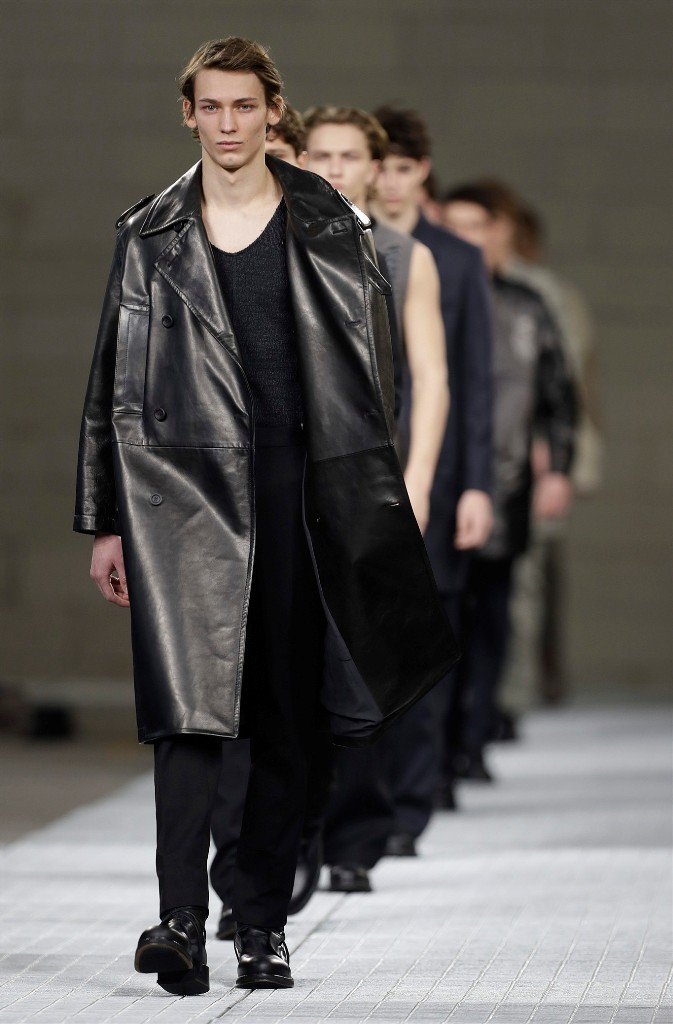 Men's Leather Jackets for Winter 2018 11