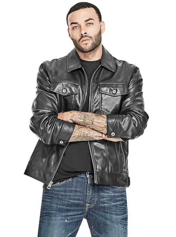 Men's Leather Jackets for Winter 2018 14