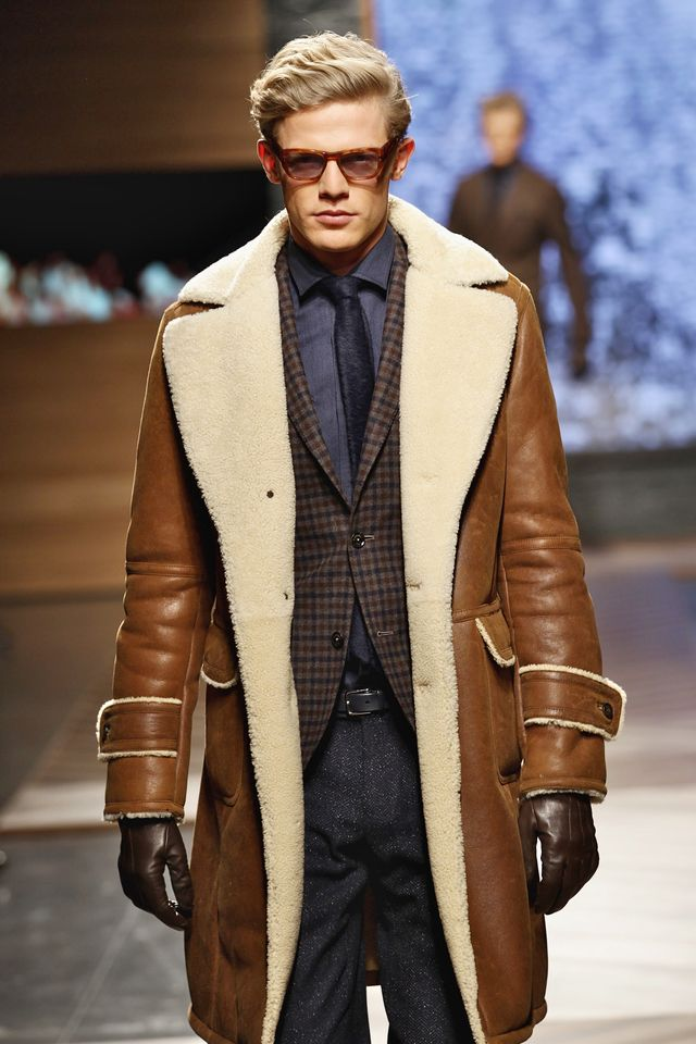 Men's Leather Jackets for Winter 2018 15