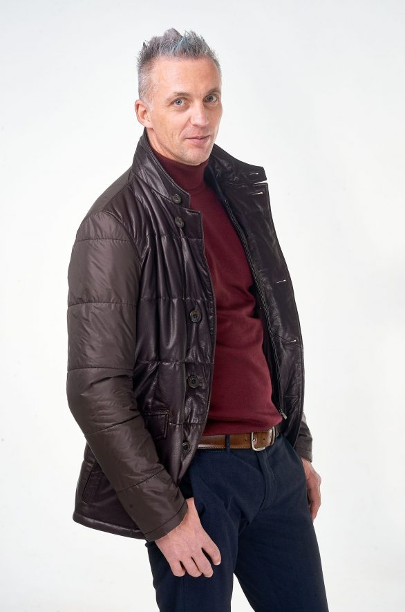 Men's Leather Jackets for Winter 2018 17