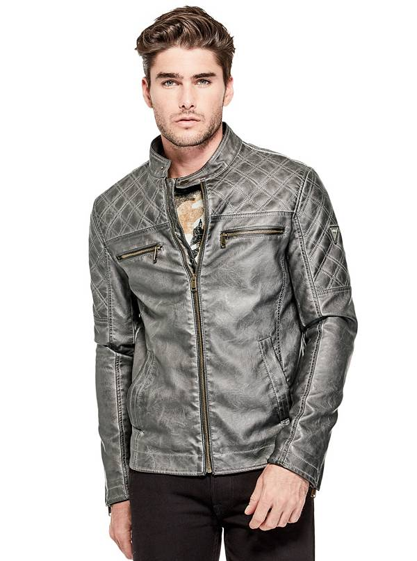 Men's Leather Jackets for Winter 2018 2