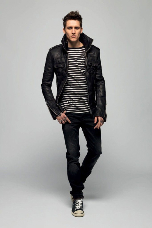 Men's Leather Jackets for Winter 2018 21