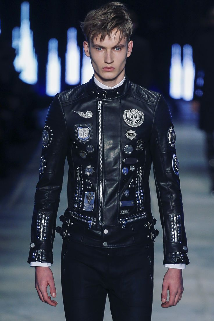 Men's Leather Jackets for Winter 2018 22