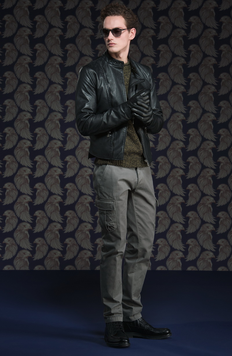 Men's Leather Jackets for Winter 2018 29