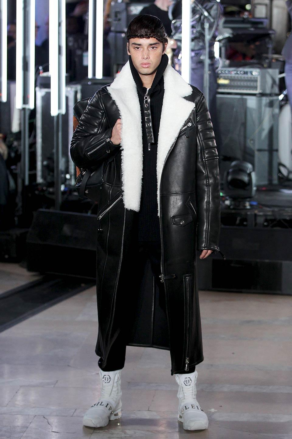 Men's Leather Jackets for Winter 2018 3