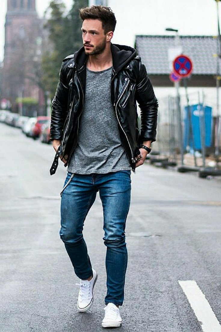 Men's Leather Jackets for Winter 2018 30