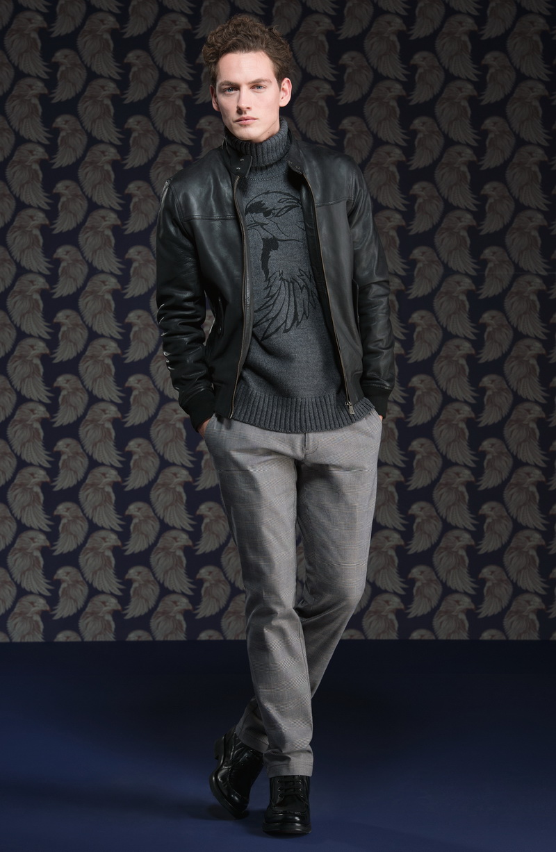 Men's Leather Jackets for Winter 2018 4