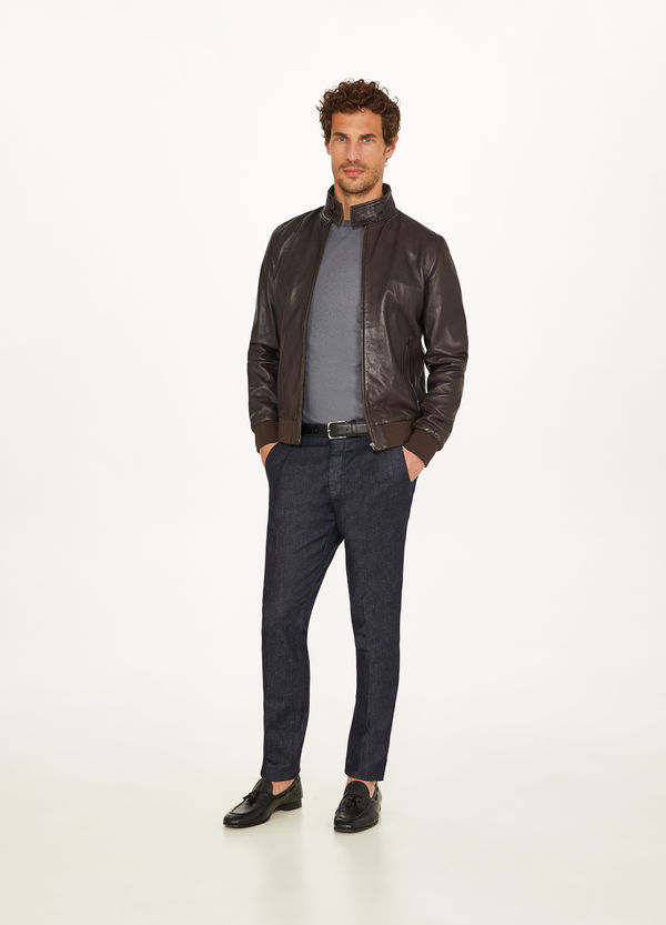 Men's Leather Jackets for Winter 2018 5