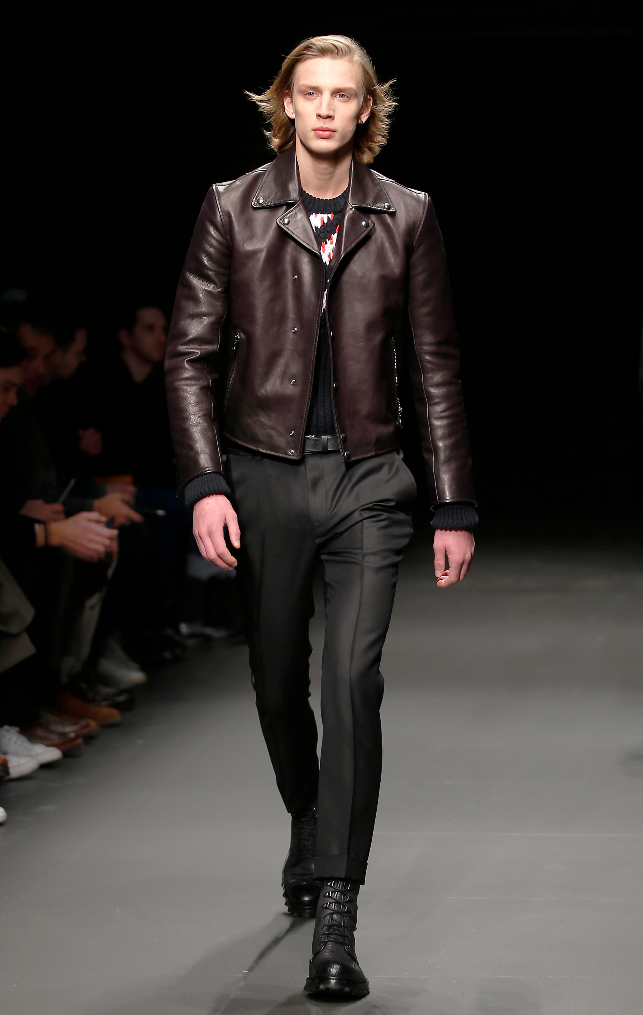 Men's Leather Jackets for Winter 2018 6
