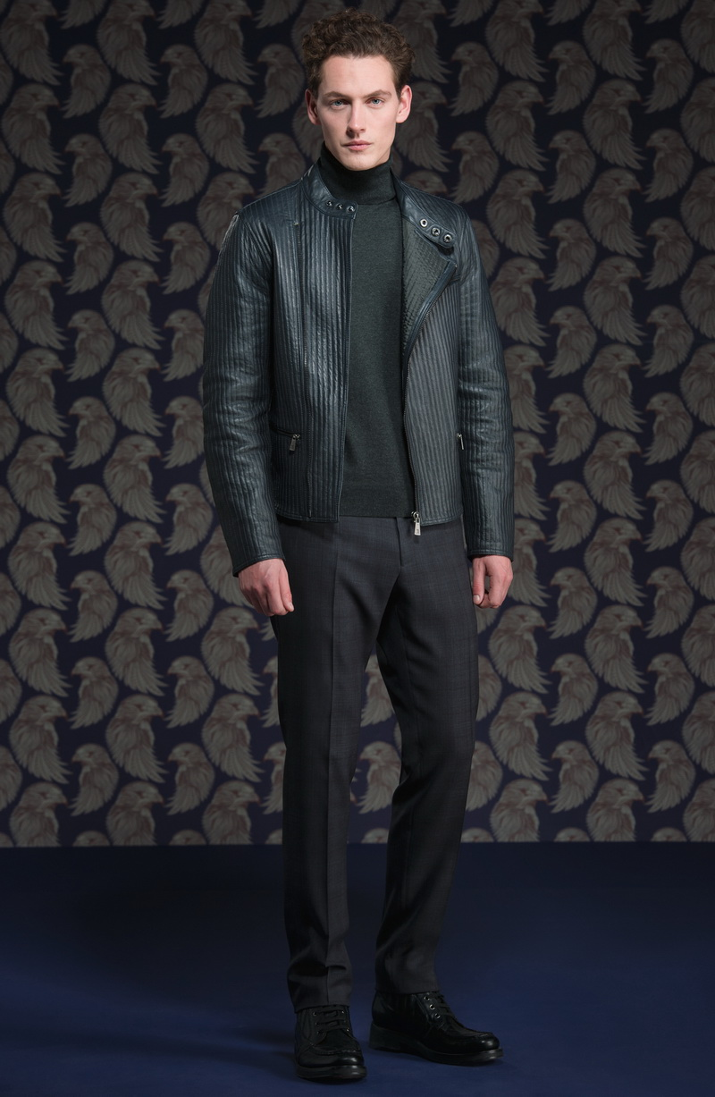 Men's Leather Jackets for Winter 2018 8