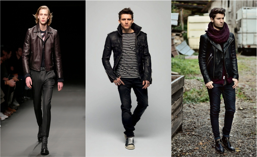 Men's Leather Jackets for Winter 2018 Feture
