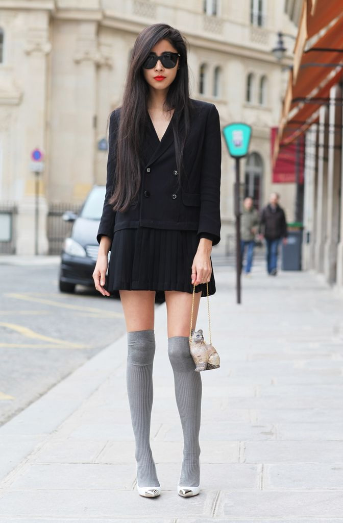 Pretty and stylish outfits for school girls 2018 18