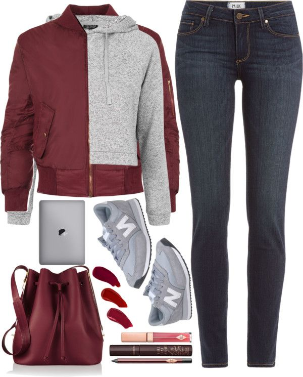 Pretty and stylish outfits for school girls 2018 33