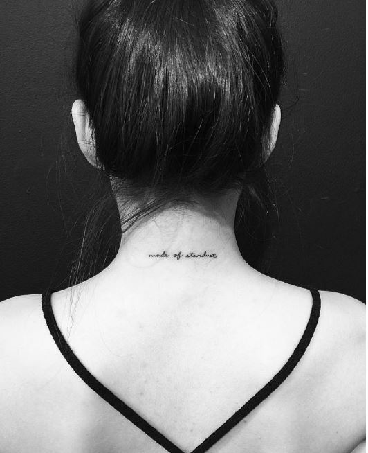 Simple and Cute Tattoo ideas for girls 2018 15
