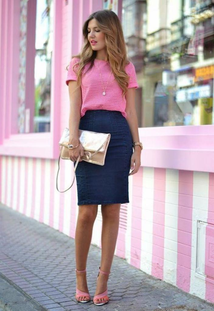 Sophisticated Office wear Skirt ideas 2018 22