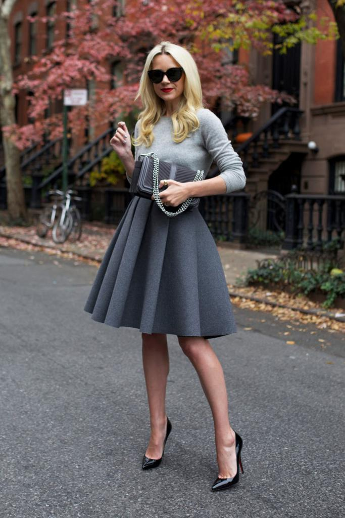 Sophisticated Office wear Skirt ideas 2018 25