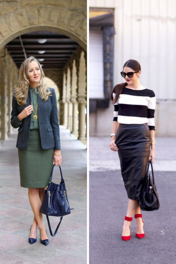 Sophisticated Office wear Skirt ideas 2018 31