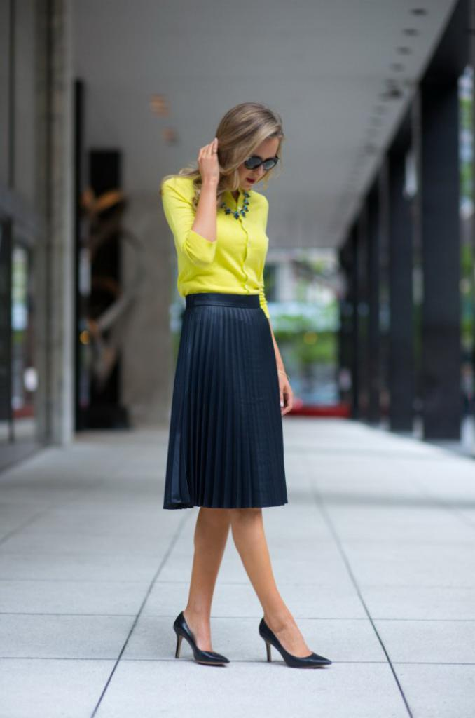 Sophisticated Office wear Skirt ideas 2018 8