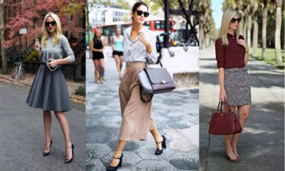 32 Sophisticated Office wear Skirt ideas 2018