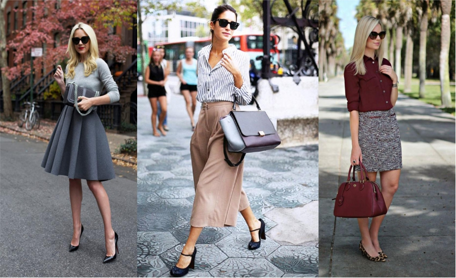 Sophisticated Office wear Skirt ideas 2018 Feture