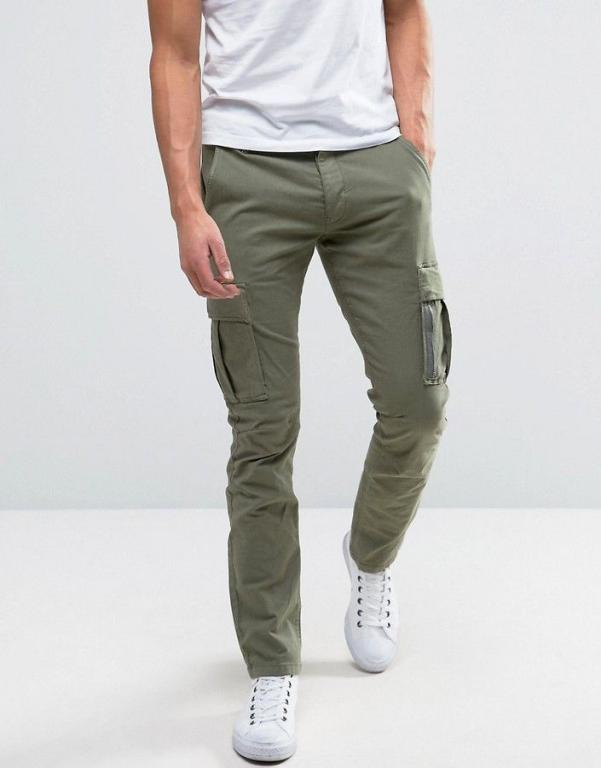 Stylish Cargo Pants For Men 2018 5