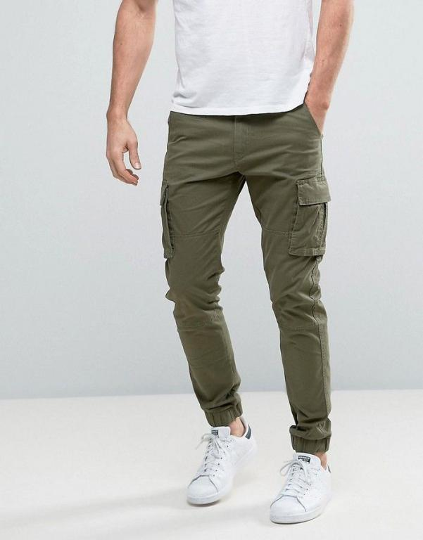 Stylish Cargo Pants For Men 2018