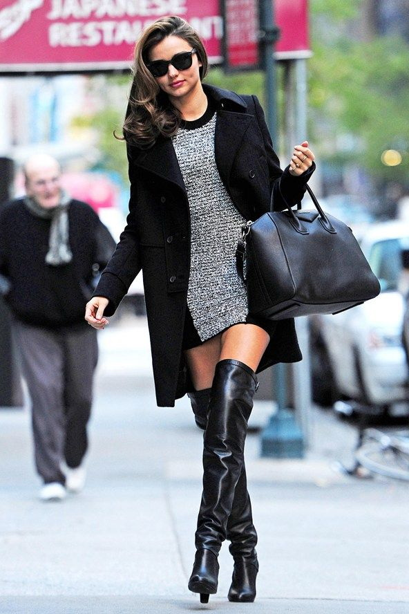 Stylish Over Knee Boots Fashion Ideas 2018 33