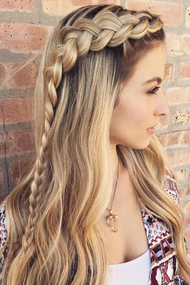 Trendy daily hairstyles to flaunt 2018 2