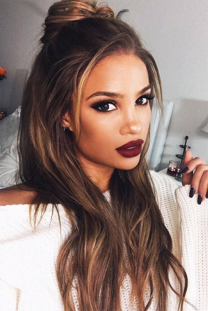 Trendy daily hairstyles to flaunt 2018 5