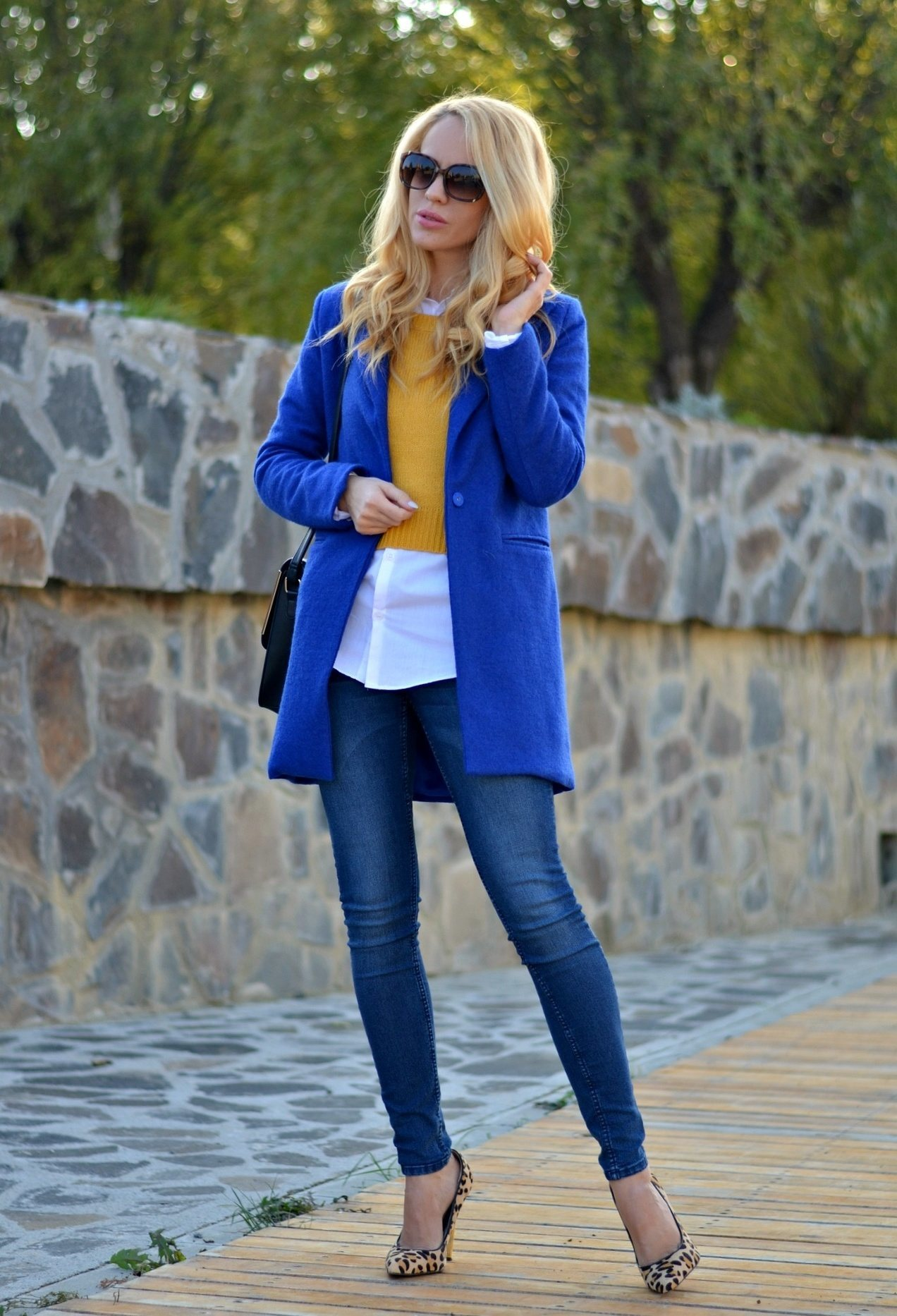 Wedges ideas to wear at office 2018 21