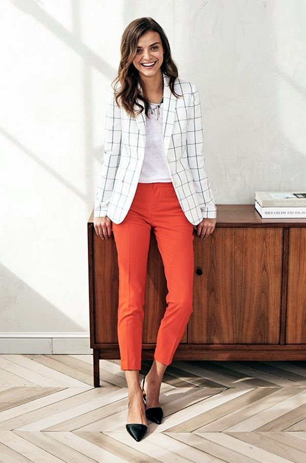 Wedges ideas to wear at office 2018 4