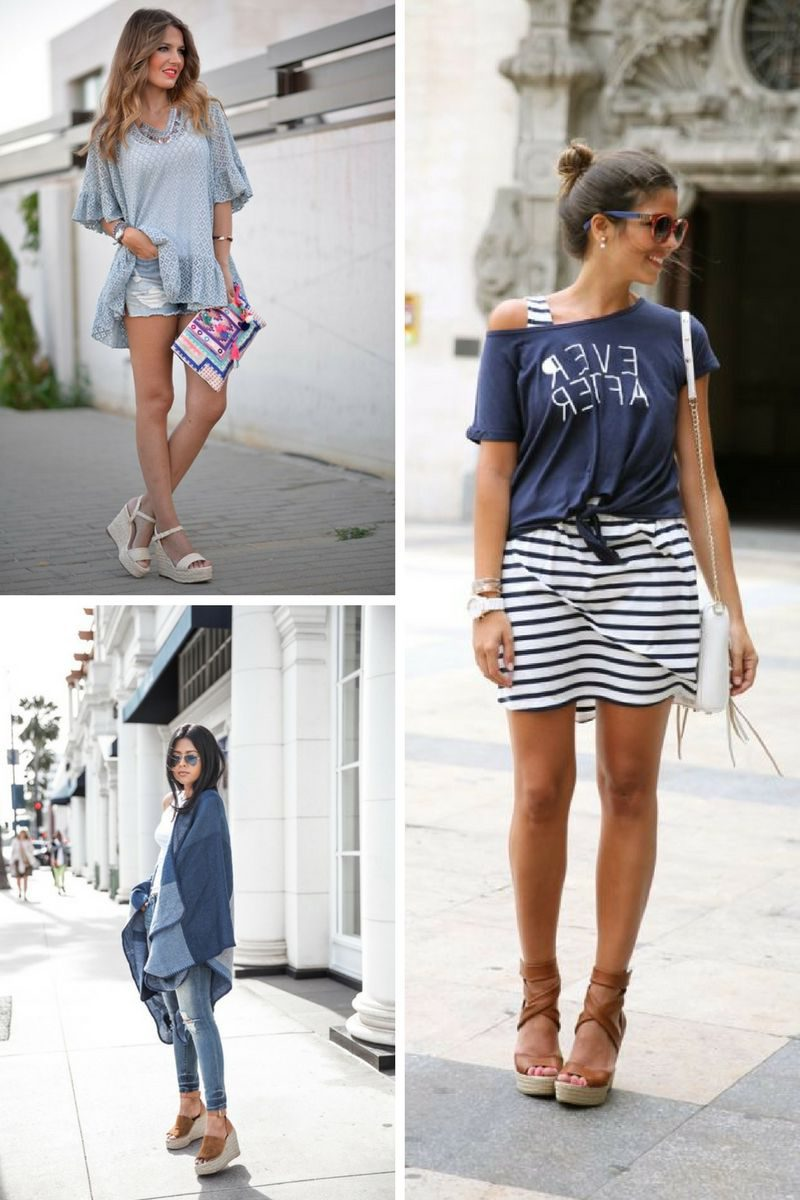 Wedges ideas to wear at office 2018 8