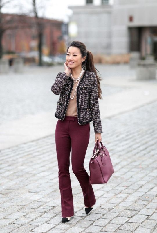 Wedges ideas to wear at office 2018