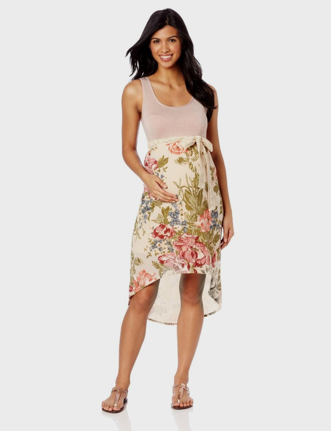 24 Beautiful Maternity Dresses For Baby Shower Pretty Inspiration